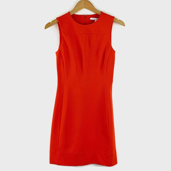 Diane Von Furstenberg Dresses & Skirts - Diane von Furstenberg Reona Two Dress Orange 0